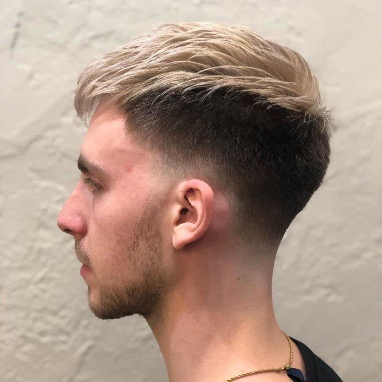 Medium hairstyles for men with thick hair