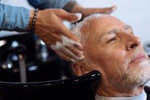 mens gray hair Shampoos &amp