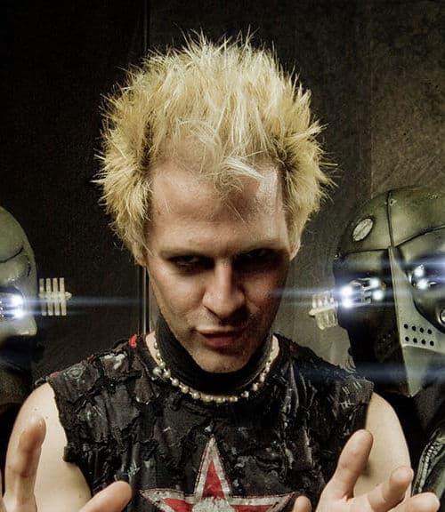 Photo of Michael David Cummings hairstyle.