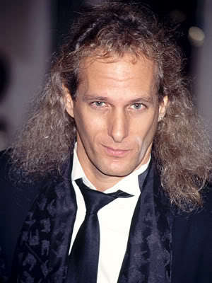 Michael Bolton Mullet hairstyle