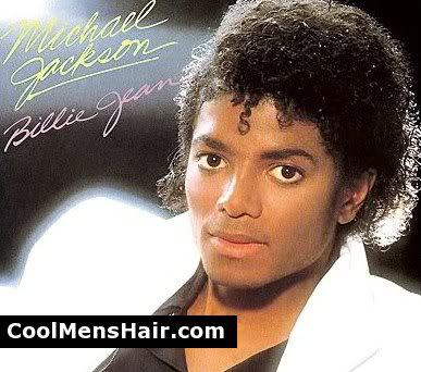 Michael Jackson African American Jheri Curl Hairstyle Cool Men S Hair