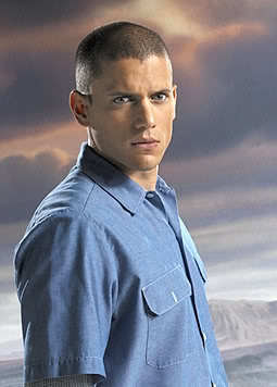 Michael Scofield Buzz Haircut