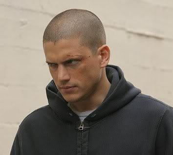 Scofield buzz cut