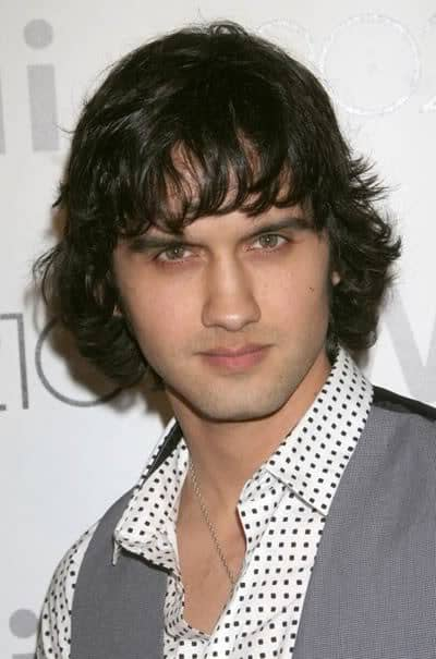 Photos of Michael Steger Shaggy Hairstyles.