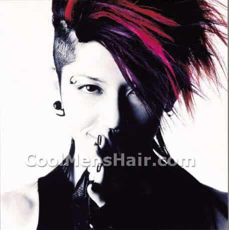 Miyavi Japanese Mullet Hairstyles Cool Men S Hair
