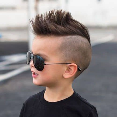 60 Cool Short Hairstyle Ideas for Boys - Parents Love These