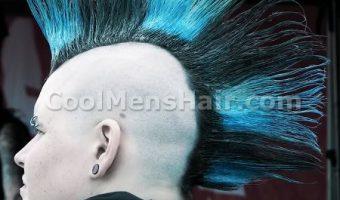 How To Cut A Mohawk Haircut