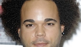 Nate James Afro Hairstyle For Men