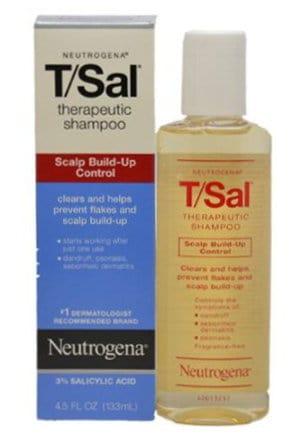 Image of Neutrogena T/Sal Therapeutic Shampoo.