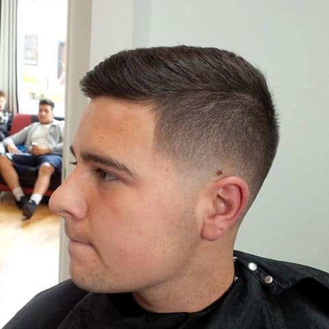 Top 50 Comb Over Fade Haircuts For Guys 2020 Hot Picks