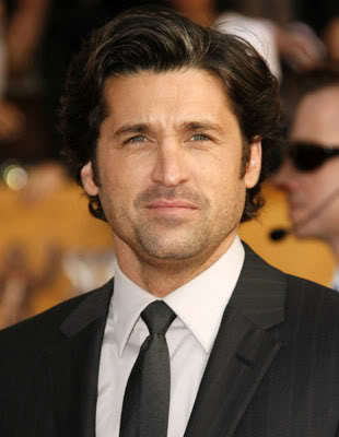 Patrick Dempsey Hairstyles Dapper In Naturally Wavy Hair Cool Men S Hair