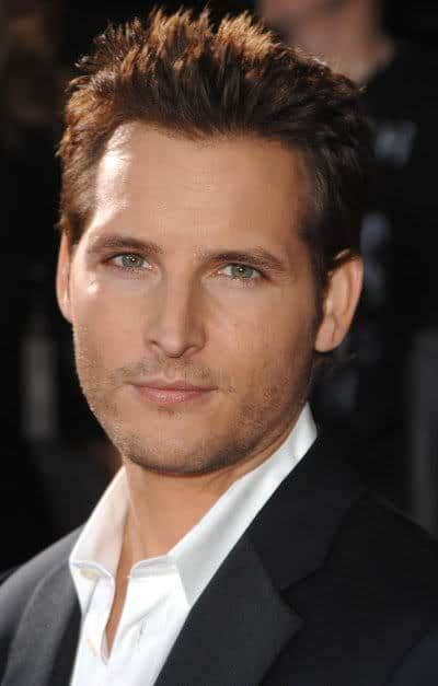 Peter Facinelli haircut