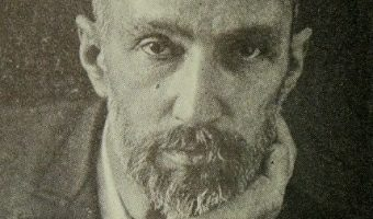 Pierre Curie With A Flattop Hairstyle & A Beard