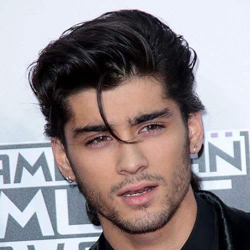 zyan malik hair styles 45 awesome quiff haircuts for modern cool s hair 7855 | Quiff Celebrity 09 Zayn Malik