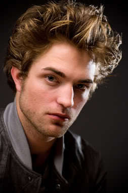 Robert Pattinson cool haircut
