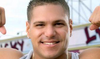 The Ronnie Ortiz Magro Faux-Hawk Hair