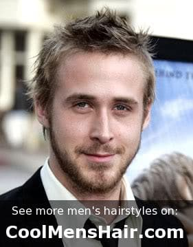 how to style hair like ryan gosling mens razor haircuts pictures gallery amp how to get them 3922 | RyanGosling Hair Style 1