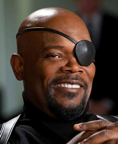 Picture of Samuel L Jackson.