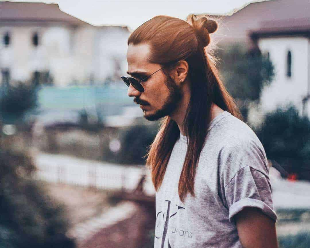 men best Samurai Hairstyle