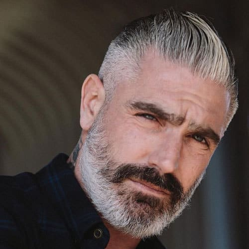 George i am a celebrity 2019 long hairstyles