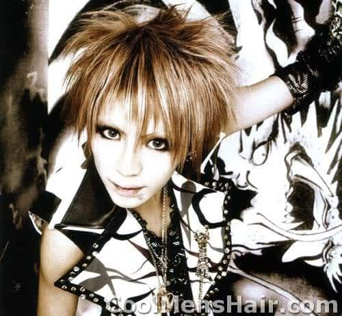 Shou hairstyle photo.