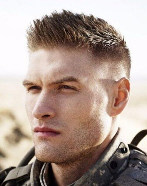 50 Best Crew Cut Hairstyles of All Time [September. 2019]