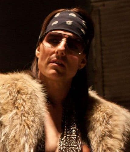 Image of Stacee Jaxx hairstyle with head band.