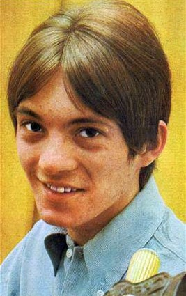 Picture of Steve Marriott hair.