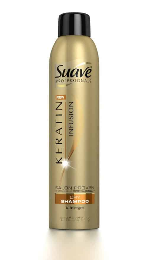 Image of Suave Professionals Keratin Infusion Dry Shampoo