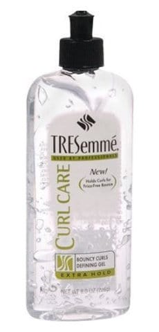 Image of TRESemme Flawless Bouncy Curls Defining Gel.
