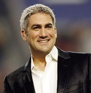 Image of Taylor Hicks hairstyle.