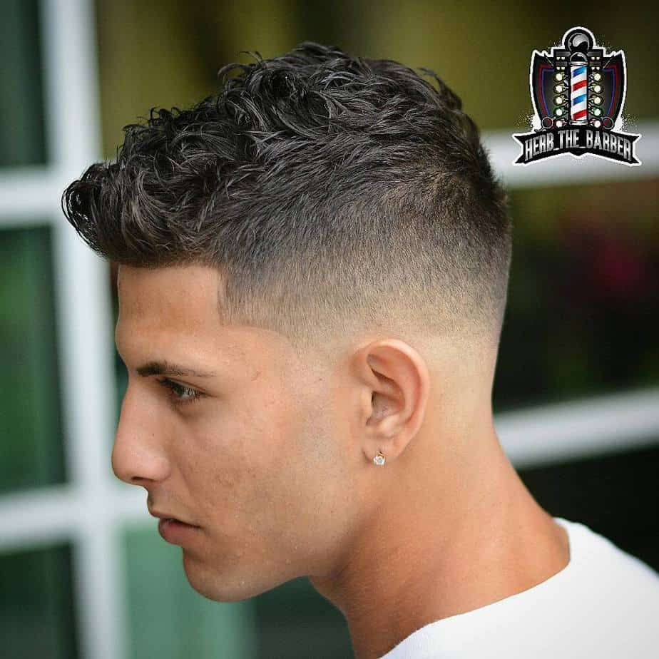 50 Best Crew Cut Hairstyles Of All Time February 2019
