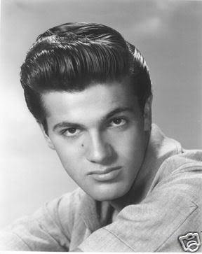 Tommy Sands bouffant hairstyle