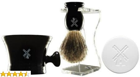 Image of Van Der Hagen Mens Luxury shave set.