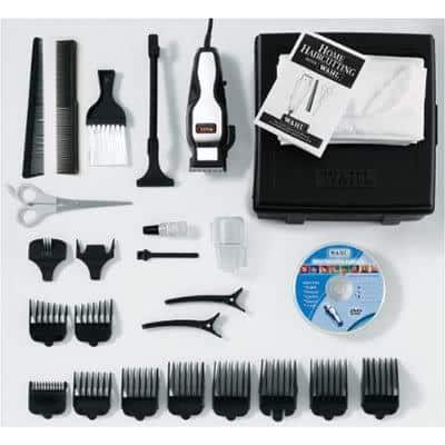 Wahl 79524 24-Piece Deluxe Hair Clipper Kit 24 pieces