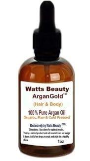 Image of Watts Beauty ArganGold.