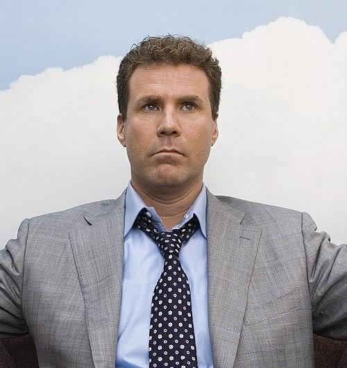 Picture of Will Ferrell hairstyle in Stranger than Fiction.