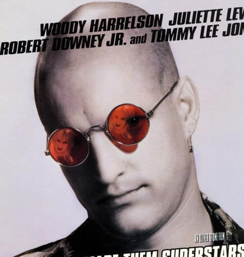 Photo of Woody Harrelson.
