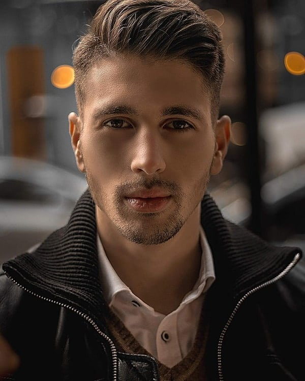 Young Men's Professional Haircut