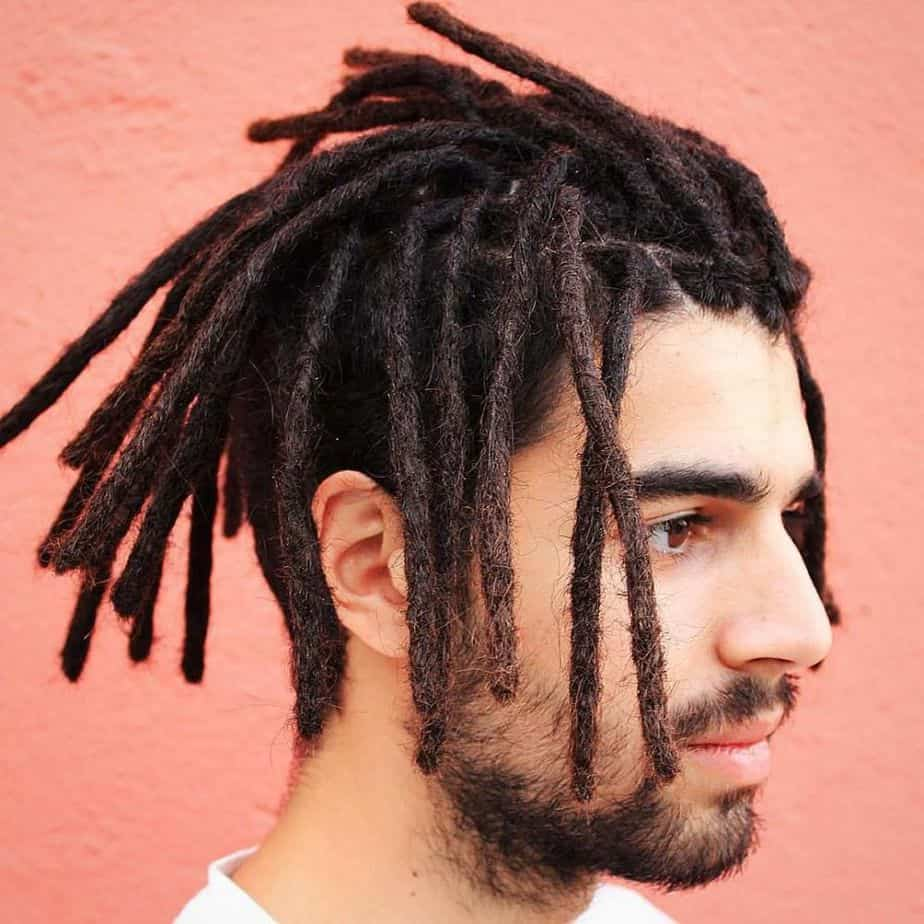Men S Dreadlocks 101 How To Grow Maintain Amp Style