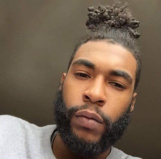 Black Man Bun 20 Hairstyles To Get Inspiration Cool Men S
