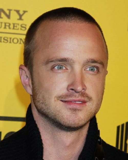 Photo of Actor Aaron Paul Star Of Amcs Drama Television Series Breaking Bad as Jesse Pinkman