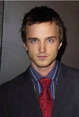Aaron Paul short hairstyle