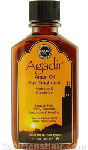 Image of Agadir Argan oil.