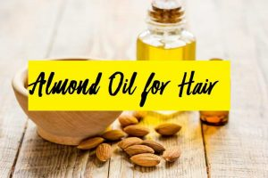 almonds oil