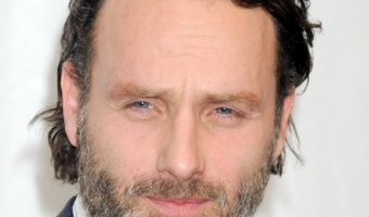 Andrew Lincoln Hairstyle