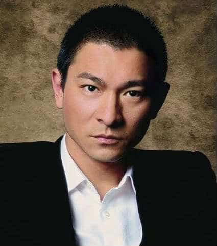Asian hairstyles from Andy Lau.