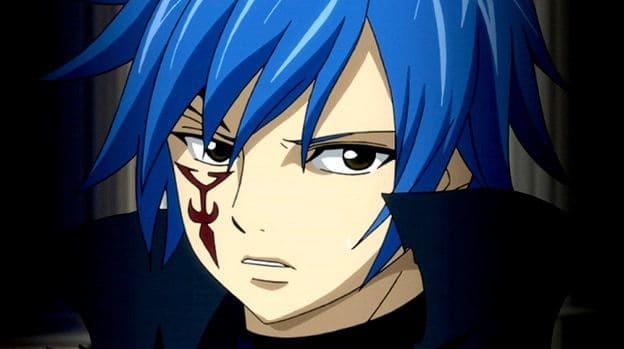 Anime Boys with Blue Hair