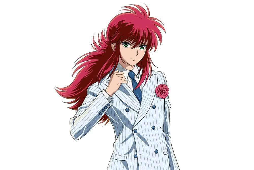 Top 12 Anime Guys With Long Hair 2020 Picks