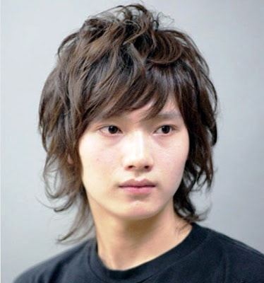 Nice share Asian hairstyles 2009 men geil...Würde